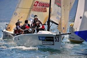 World Championship 2012 Melges 24 Torbole Italy