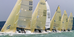 Balaton13Day2FleetBeating